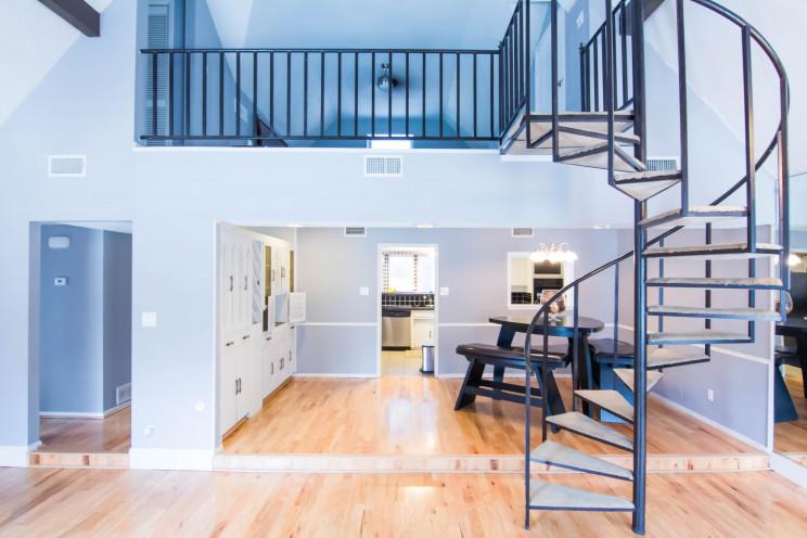 Converter lojas e outros espaços de serviços em casas - o que é preciso fazer